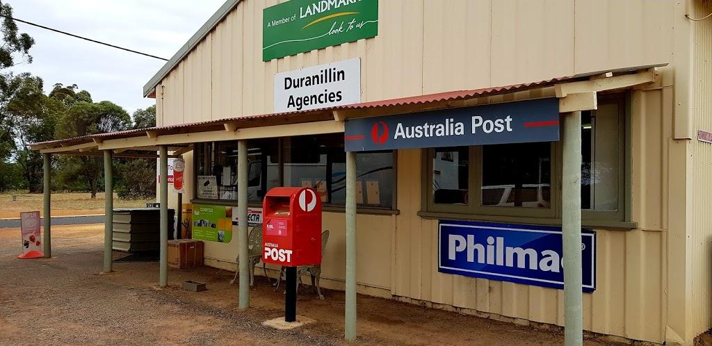 Dura General & Liquor Store | store | 6 Farrell St, Duranillin WA 6393, Australia | 0898629045 OR +61 8 9862 9045