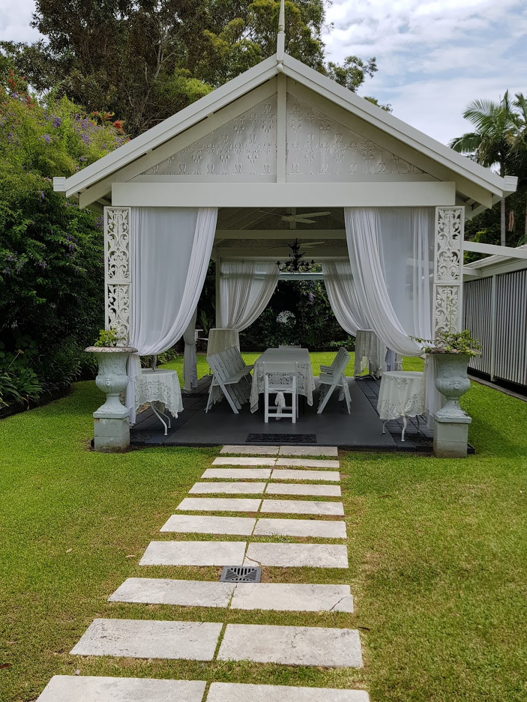 Teavine House   cafe   268 Tallebudgera Creek Rd, Tallebudgera Valley QLD 4228, Australia   0755339889 OR +61 7 5533 9889