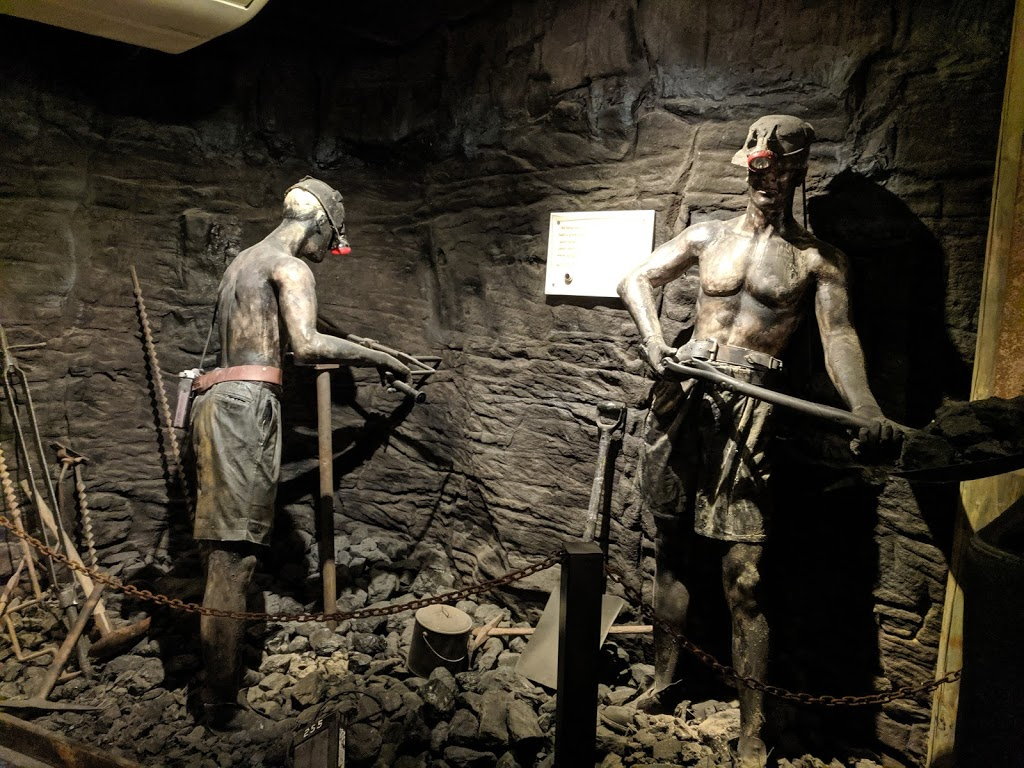 Coalface Experience   museum   19 Railway Rd, Collinsville QLD 4804, Australia   0747855452 OR +61 7 4785 5452