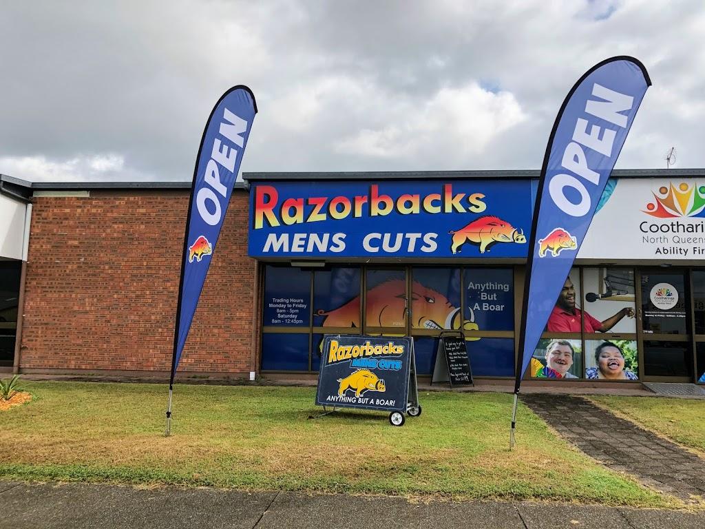 Razorbacks Mens Cuts | hair care | 169 Newell St, Westcourt QLD 4870, Australia | 0740546899 OR +61 7 4054 6899