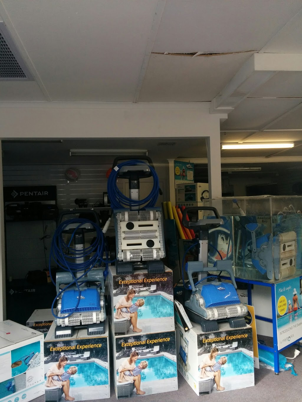 Poolmart | store | 185/189 Harrington St, Hobart TAS 7000, Australia | 0362345800 OR +61 3 6234 5800