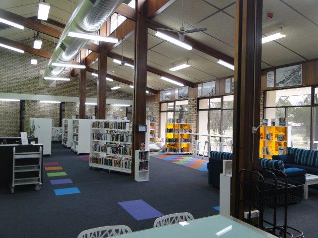 Withers Community Library | library | Hudson Rd, South Bunbury WA 6230, Australia | 0897927244 OR +61 8 9792 7244