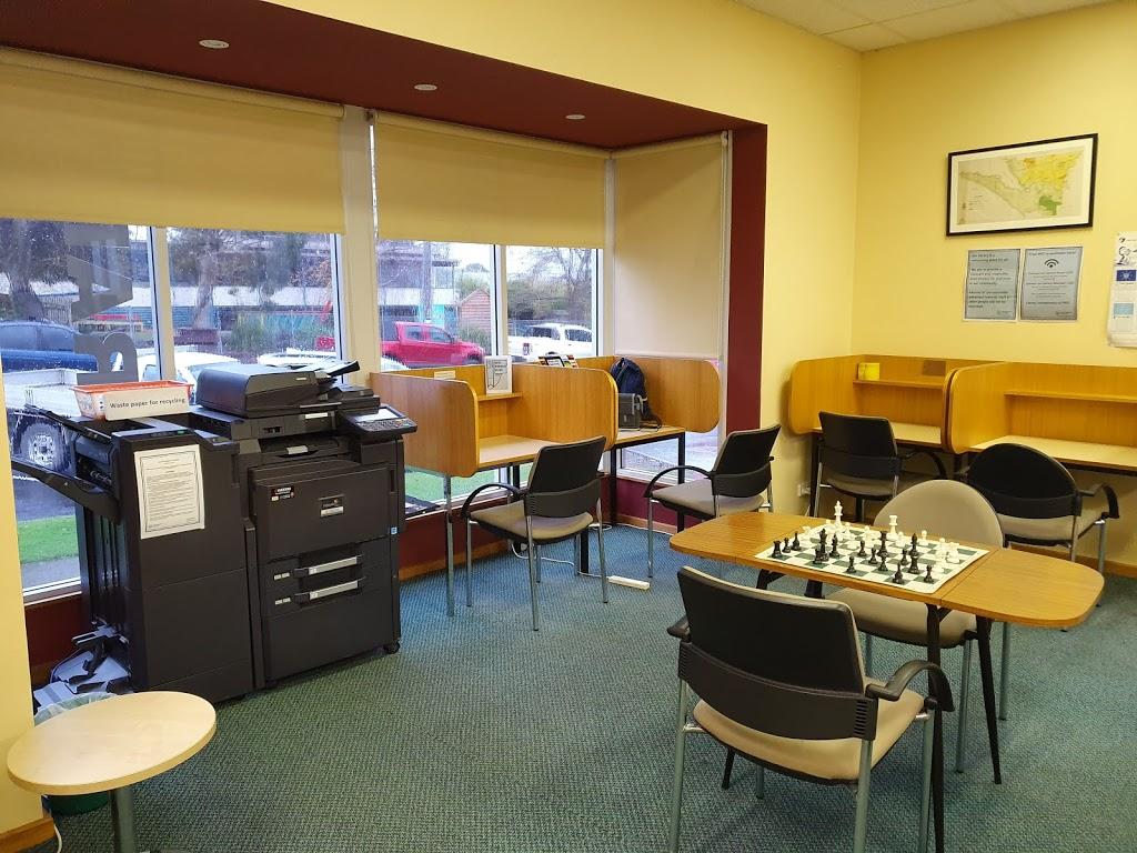 Leongatha Library - West Gippsland Libraries | library | 2 Smith St, Leongatha VIC 3953, Australia | 0356624829 OR +61 3 5662 4829