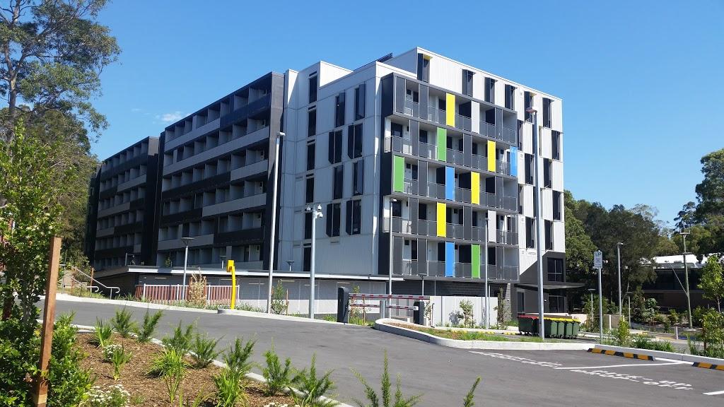 Bangalay UOW Accommodation | university | 53 Northfields Ave, Gwynneville NSW 2500, Australia | 0242215556 OR +61 2 4221 5556