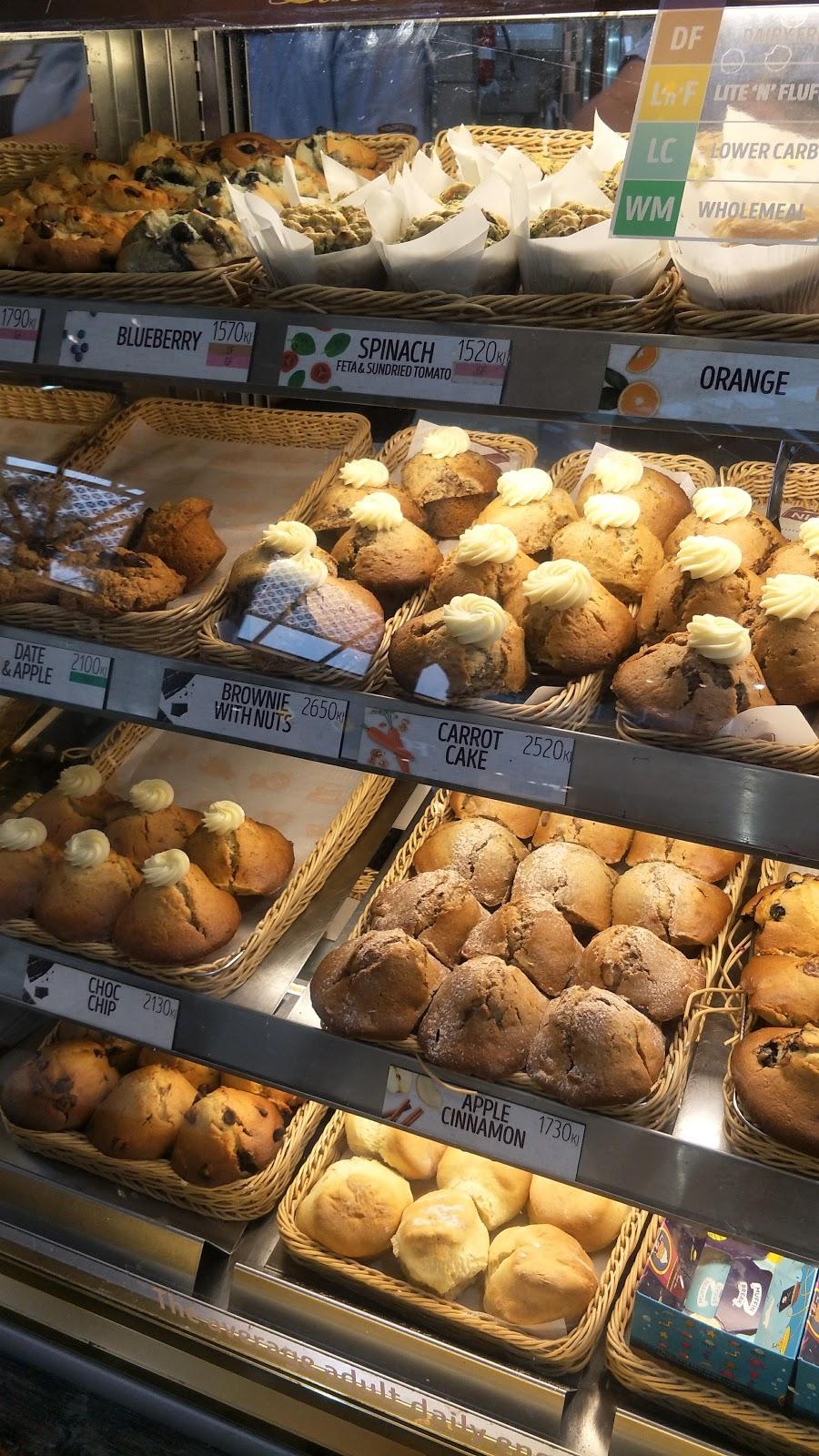 Muffin Break Greensborough | bakery | 25 Main St, Greensborough VIC 3087, Australia | 0394323338 OR +61 3 9432 3338