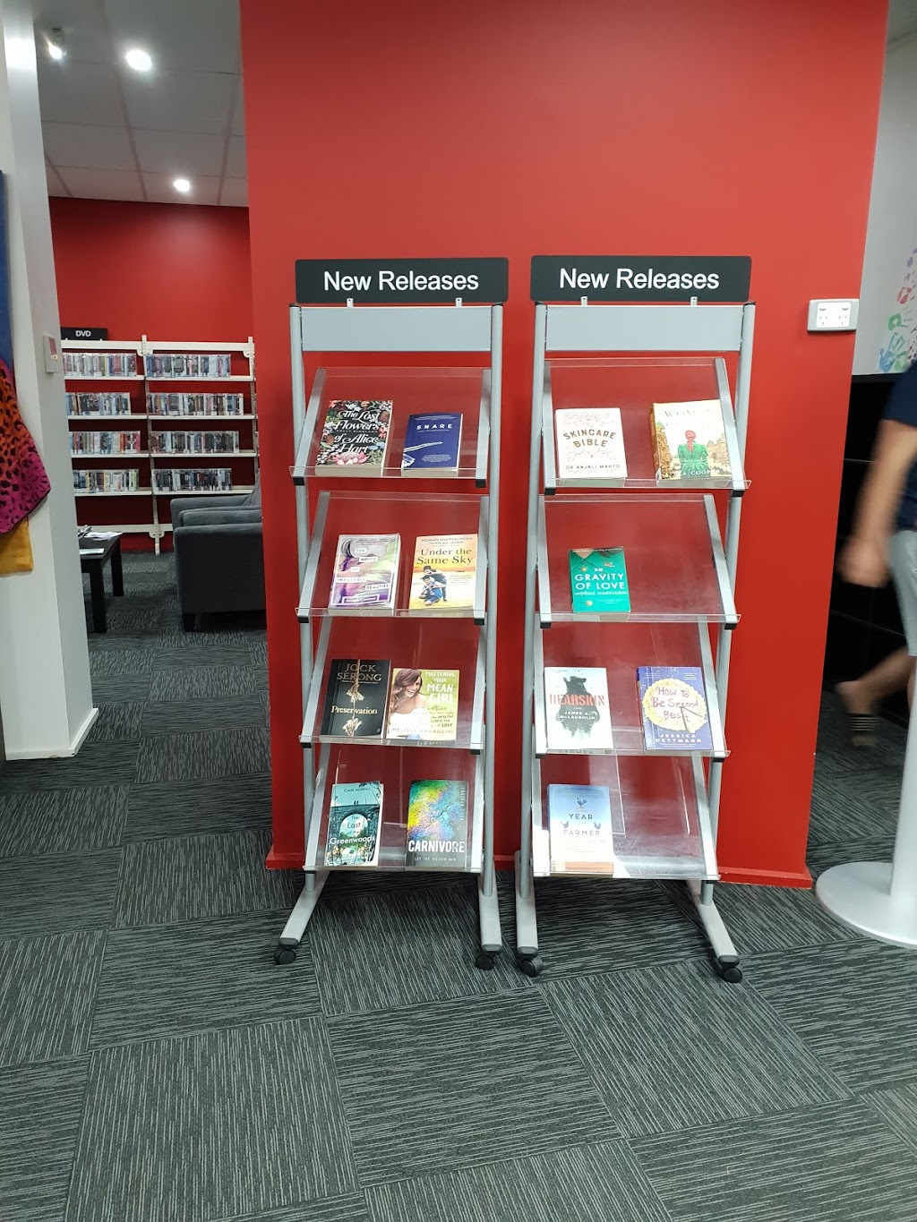 Western Downs Libraries - Chinchilla Branch | library | 80/86 Heeney St, Chinchilla QLD 4413, Australia | 0746607270 OR +61 7 4660 7270