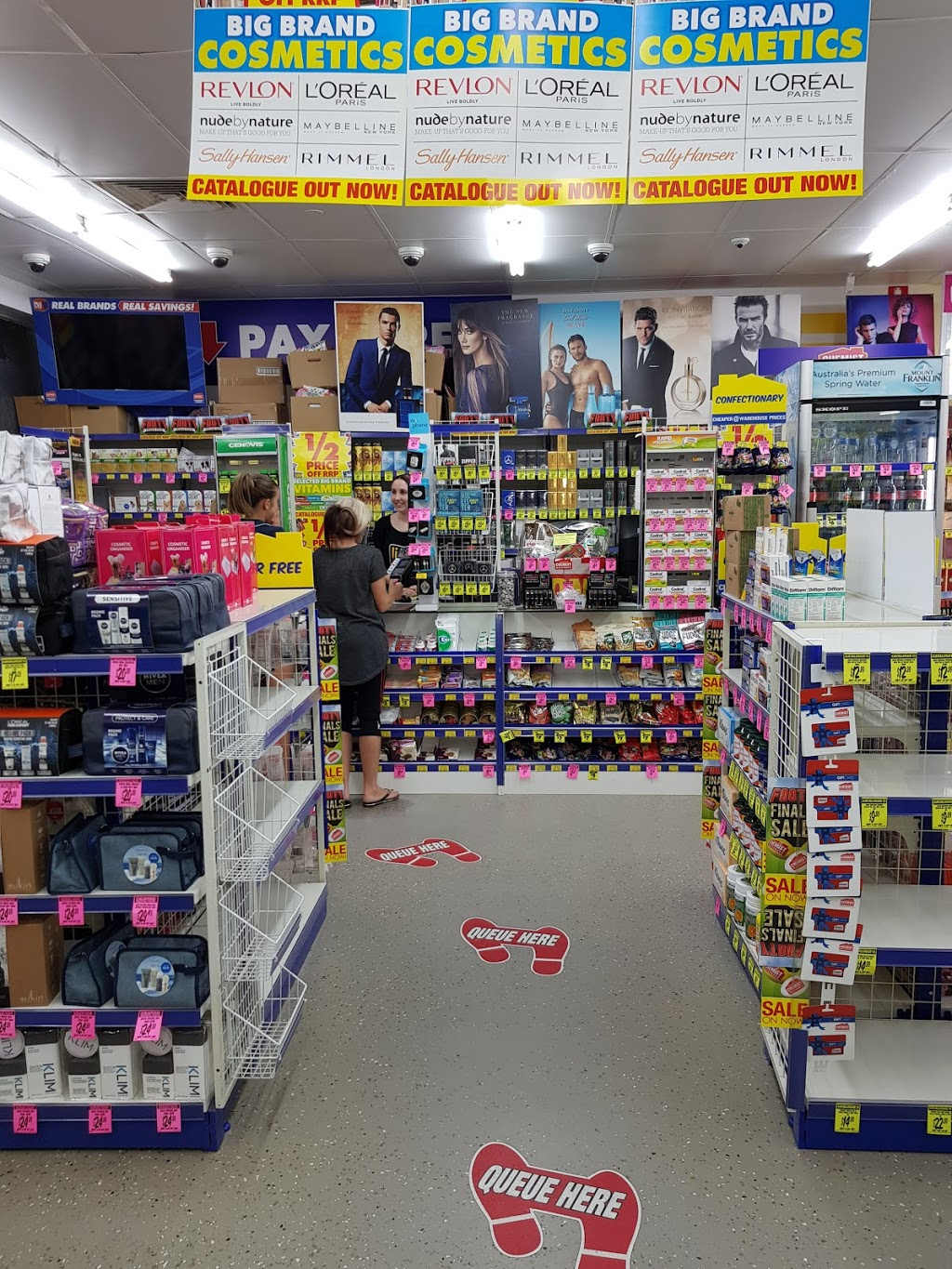 Chemist Warehouse Mackay | pharmacy | 203 Victoria St, Mackay QLD 4740, Australia | 0749440454 OR +61 7 4944 0454