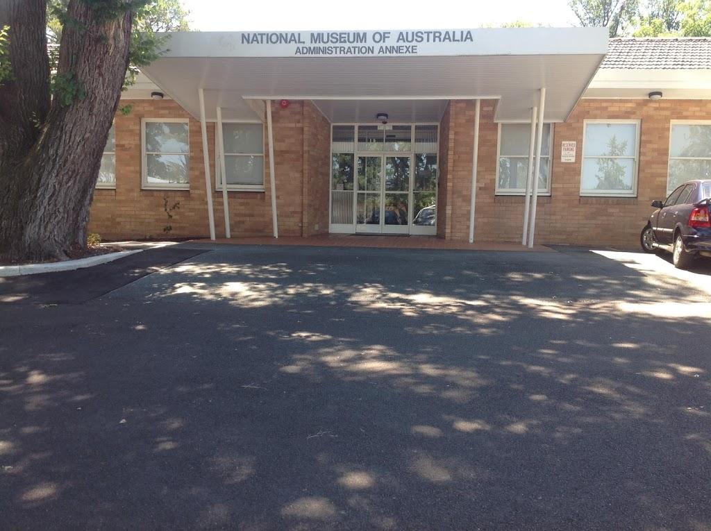 The Chapel - National Museum of Australia | museum | The Chapel, 25 Lennox Crossing, Acton ACT 2601, Australia