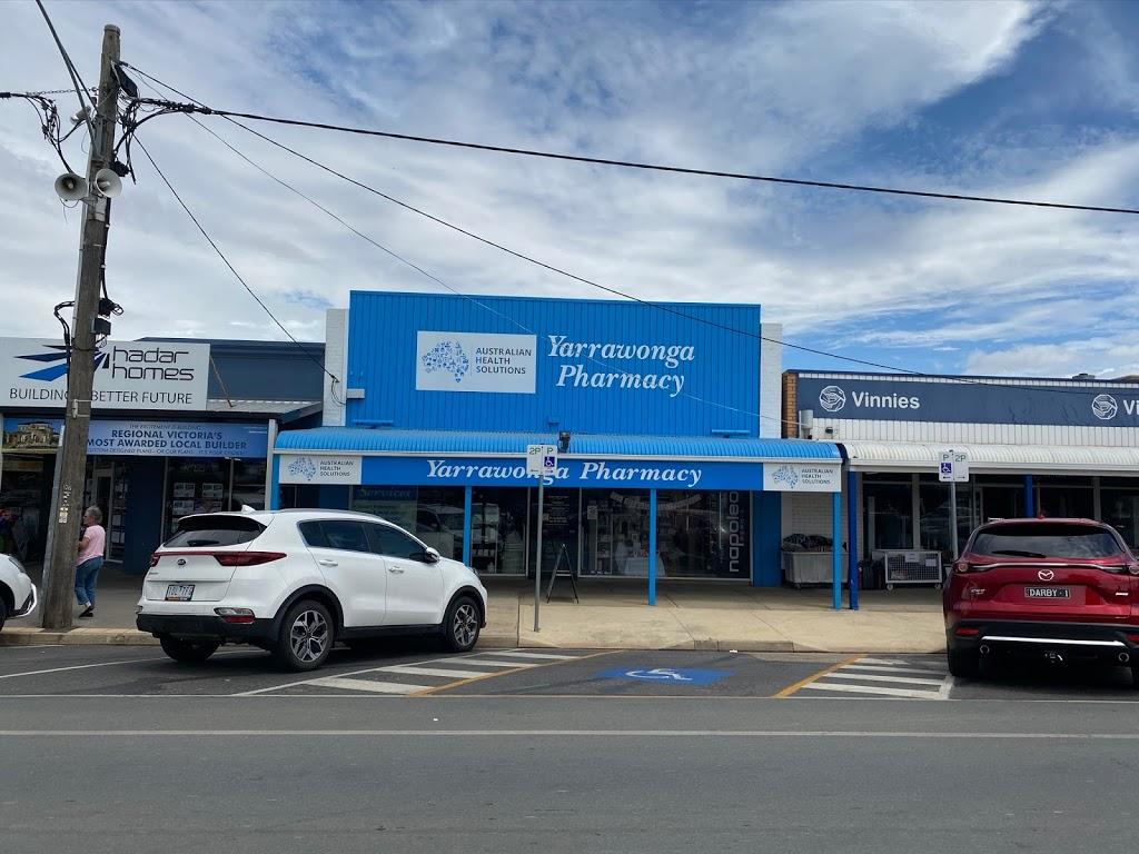 AHS Pharmacy Yarrawonga | pharmacy | 143 Belmore St, Yarrawonga VIC 3730, Australia | 0357443089 OR +61 3 5744 3089