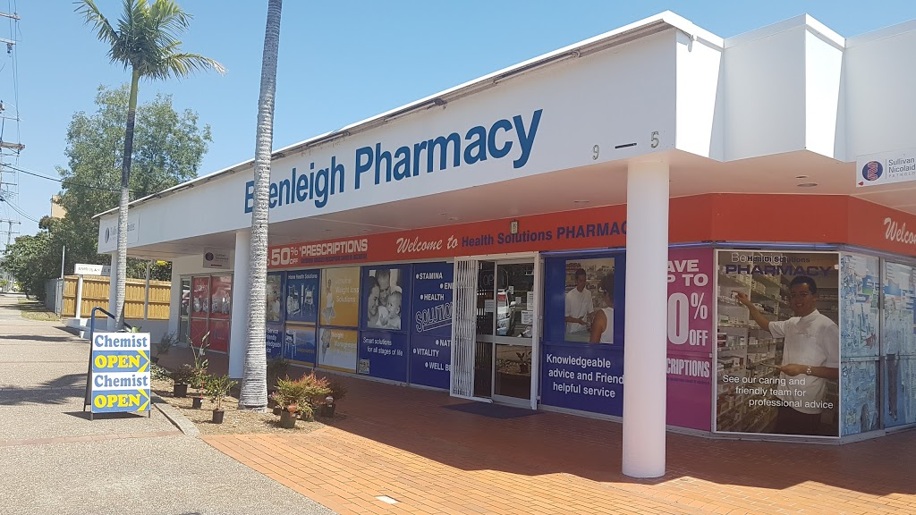Beenleigh Health Solutions Pharmacy | pharmacy | 9 James St, Beenleigh QLD 4207, Australia | 0732871414 OR +61 7 3287 1414