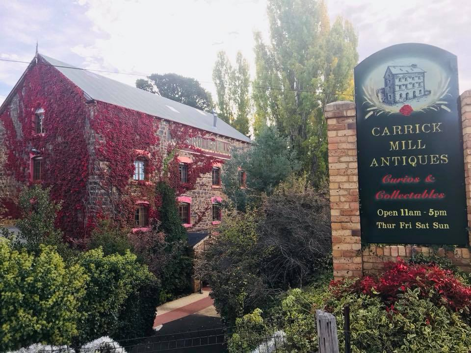 Carrick Mill Antiques   book store   67 Meander Valley Rd, Carrick TAS 7291, Australia   0362876975 OR +61 3 6287 6975