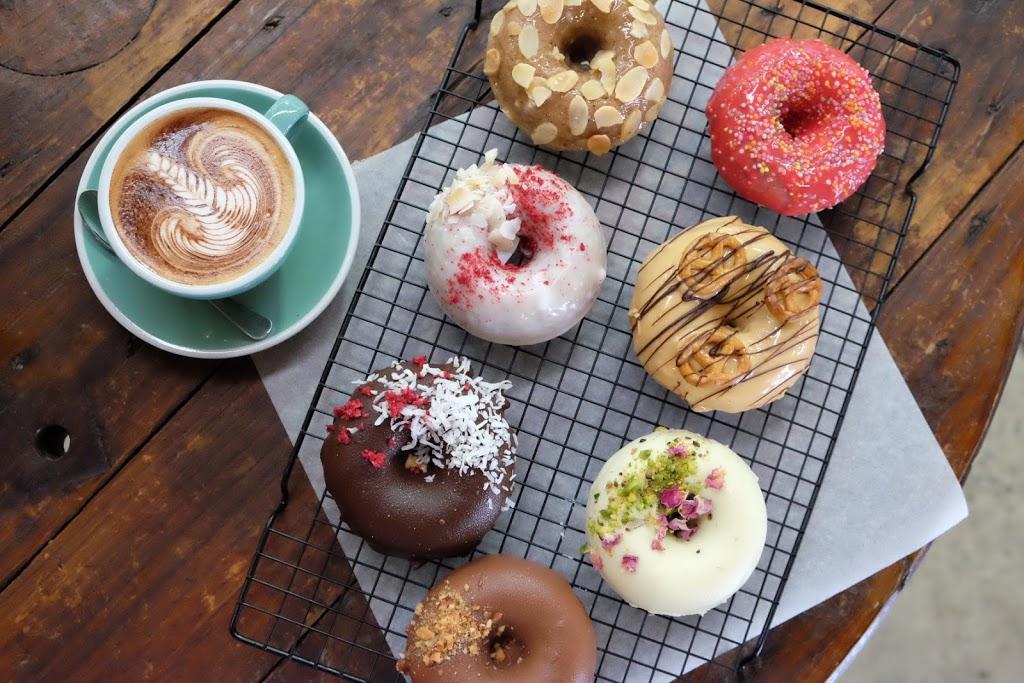 Nútie Donuts | cafe | 13 Beattie St, Balmain NSW 2041, Australia