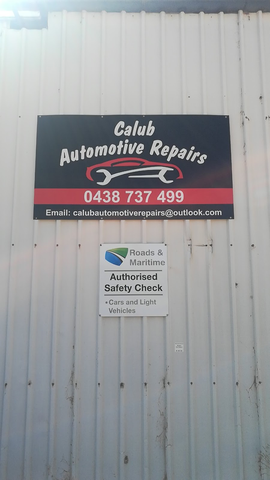 Calub Automotive Repairs | car repair | 2468 Silver City Hwy, Curlwaa NSW 2648, Australia | 0438737499 OR +61 438 737 499