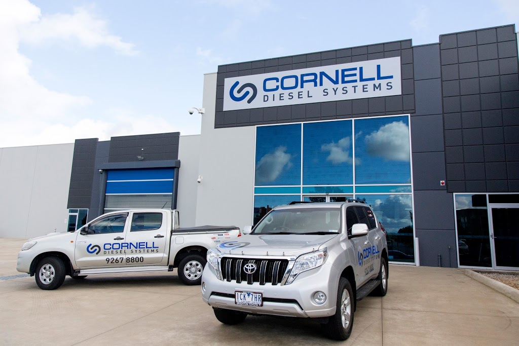 Cornell Diesel Systems | car repair | 19-21 Technology Dr, Sunshine West VIC 3020, Australia | 0392678800 OR +61 3 9267 8800