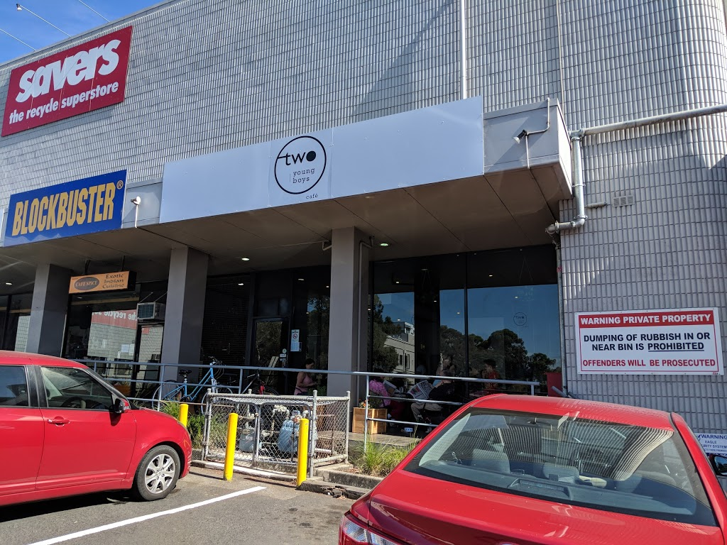 two young boys | cafe | 2b/118 Main St, Greensborough VIC 3088, Australia | 0394244764 OR +61 3 9424 4764