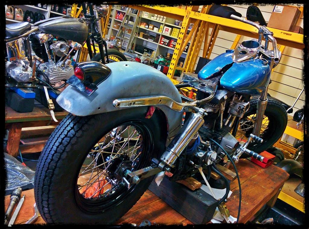 Magnum Motorcycles | car repair | 96A Flinders St, Wollongong NSW 2500, Australia | 0242443575 OR +61 2 4244 3575
