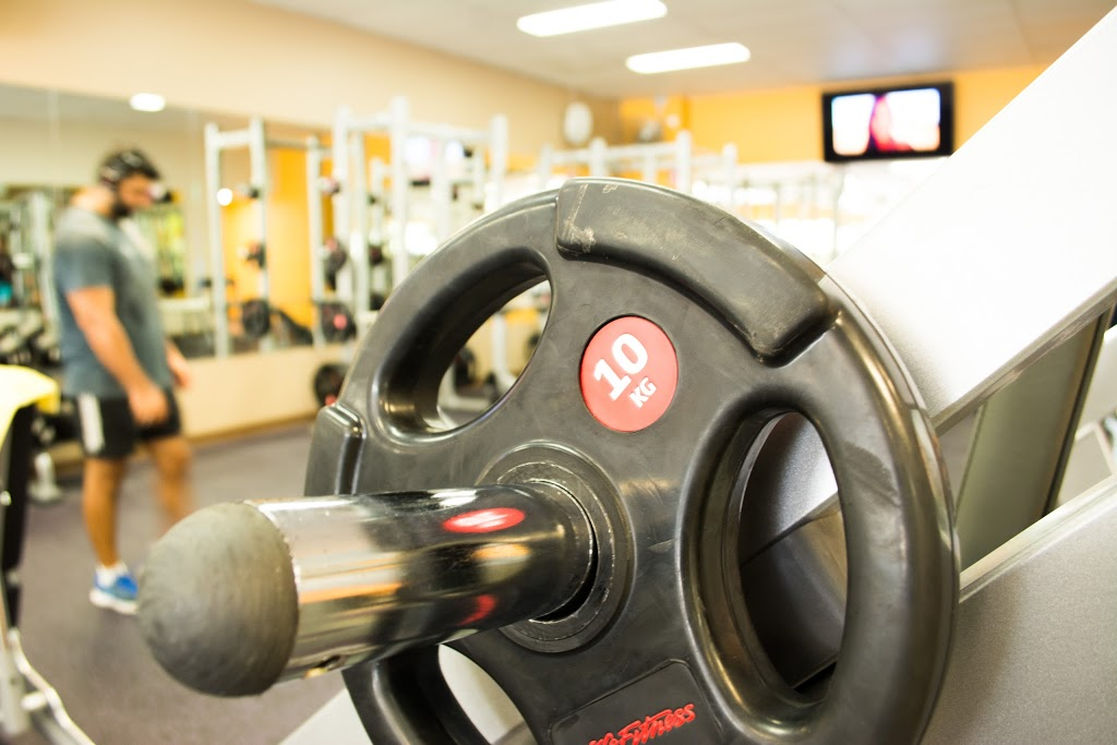 Anytime Fitness | gym | 2/1 Charlotte Cl, Woree QLD 4868, Australia | 0740542408 OR +61 7 4054 2408