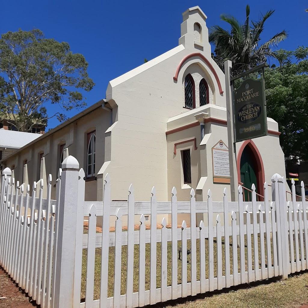 Historic Wesleyan Church | church | 144 Horton St, Port Macquarie NSW 2444, Australia