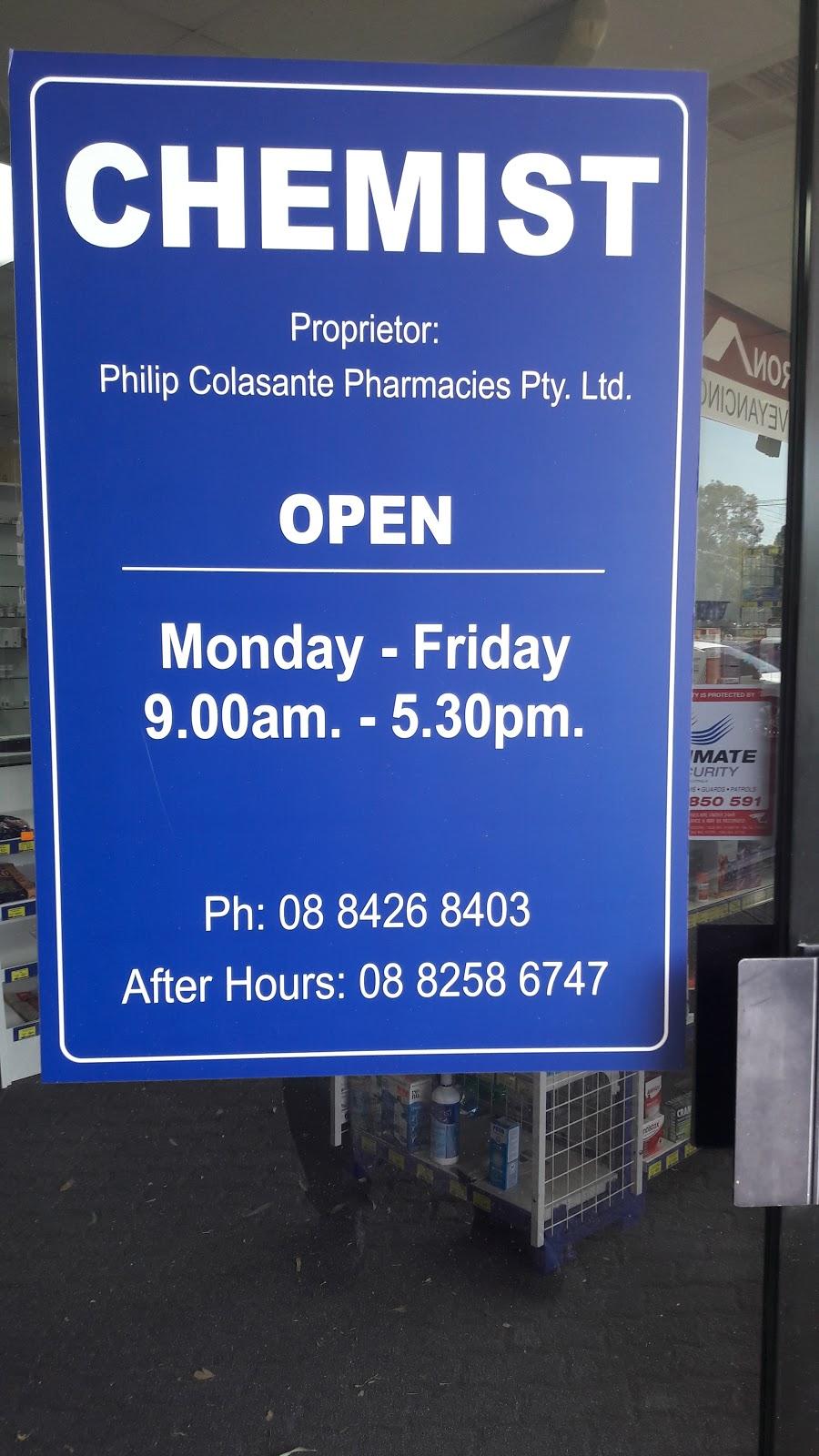 Park Terrace Pharmacy | health | Unit 1/74 Park Terrace, Salisbury SA 5108, Australia | 0884268403 OR +61 8 8426 8403