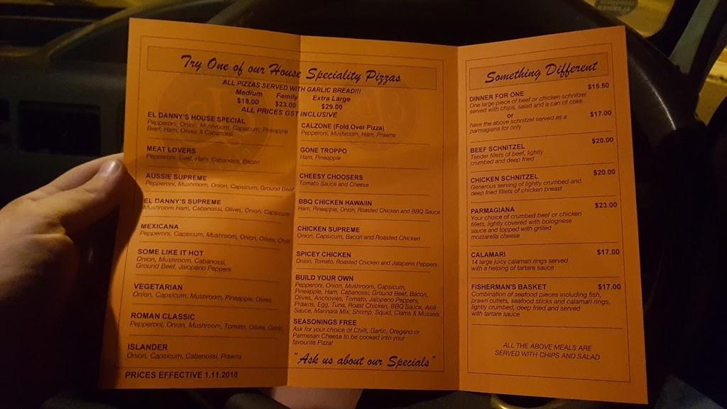El Dannys Pizza | meal takeaway | 22 Weringa Ave, Lake Heights NSW 2502, Australia | 0242762688 OR +61 2 4276 2688