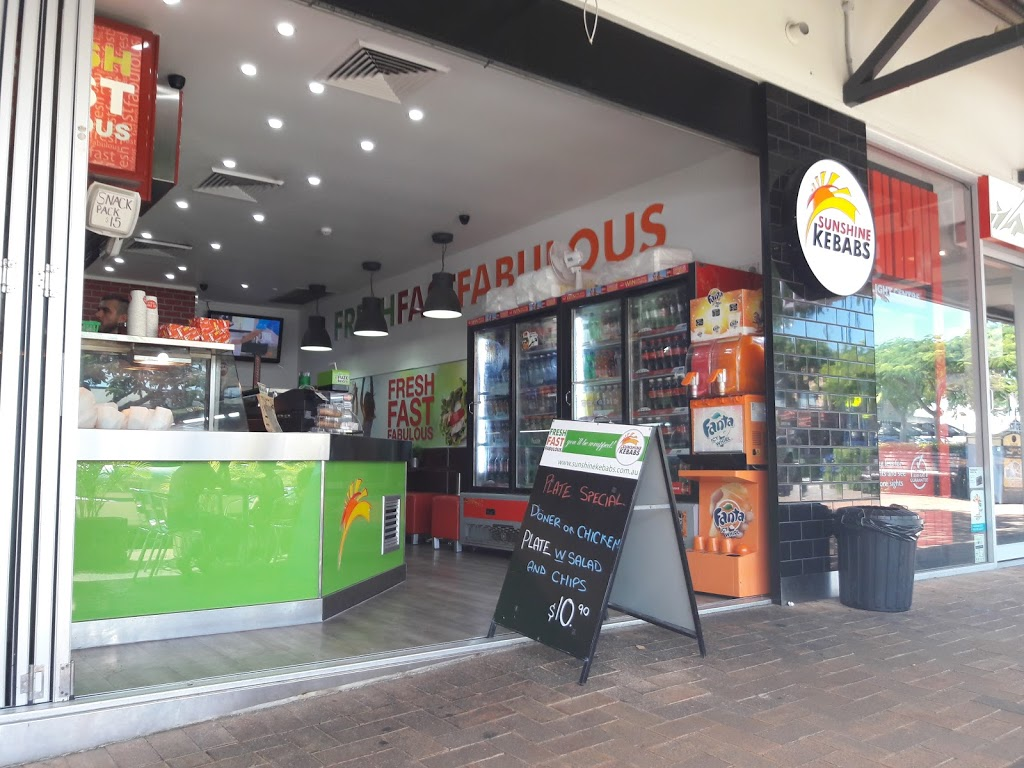 Sunshine Kebabs | restaurant | 91 Middle St, Cleveland QLD 4163, Australia | 0734880101 OR +61 7 3488 0101