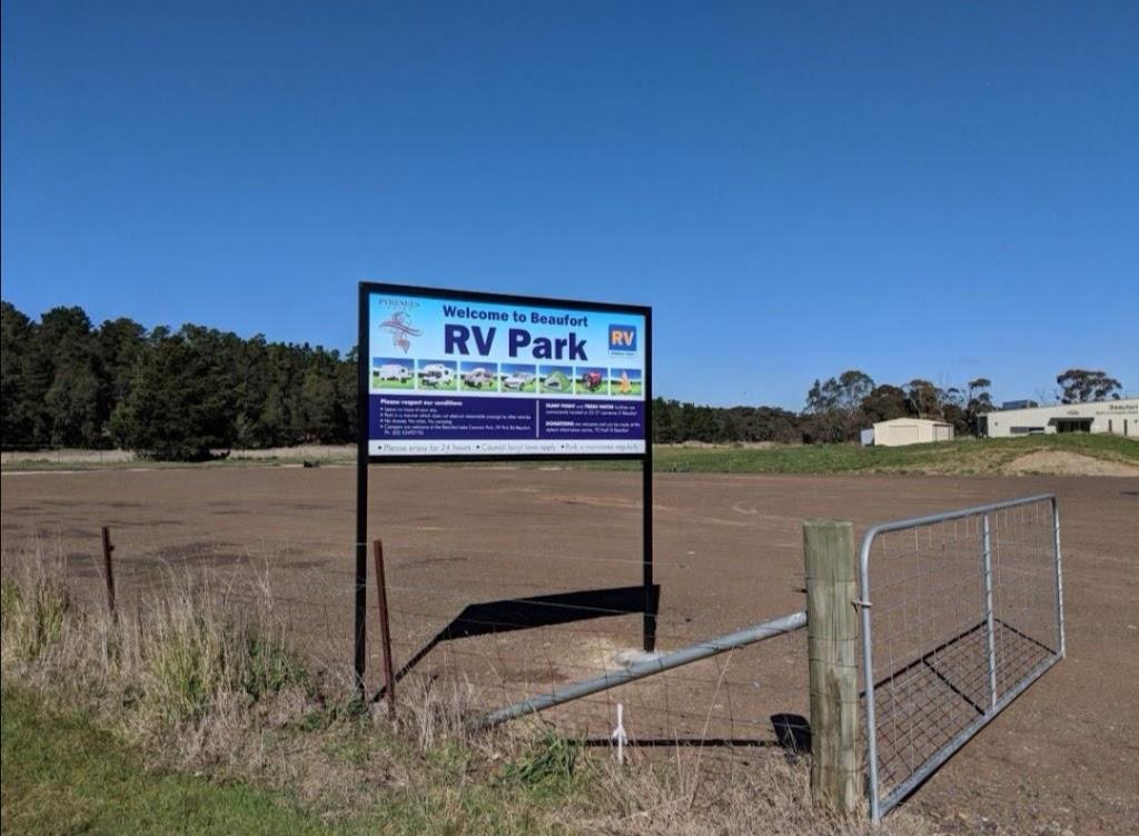 Beaufort RV Park | campground | Beaufort VIC 3373, Australia