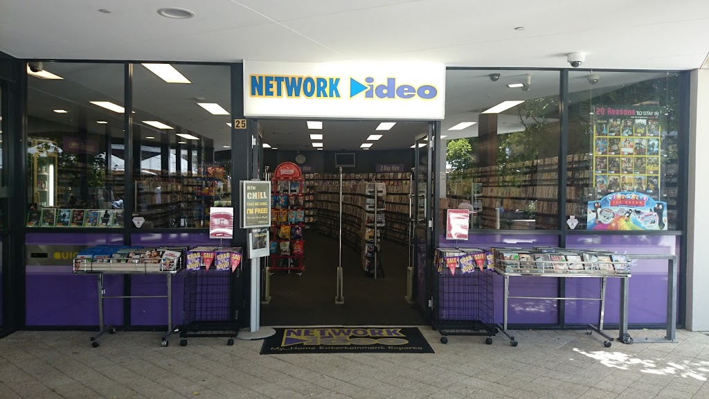 Network Video | movie rental | 25/148 Scarborough Beach Rd, Mount Hawthorn WA 6016, Australia | 0894440289 OR +61 8 9444 0289