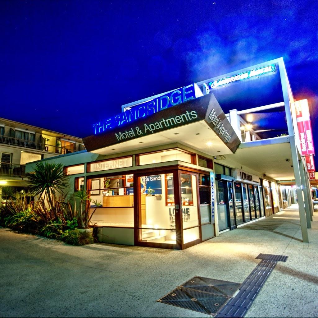 The Sandridge Motel | lodging | 128 Mountjoy Parade, Lorne VIC 3232, Australia | 0352892180 OR +61 3 5289 2180