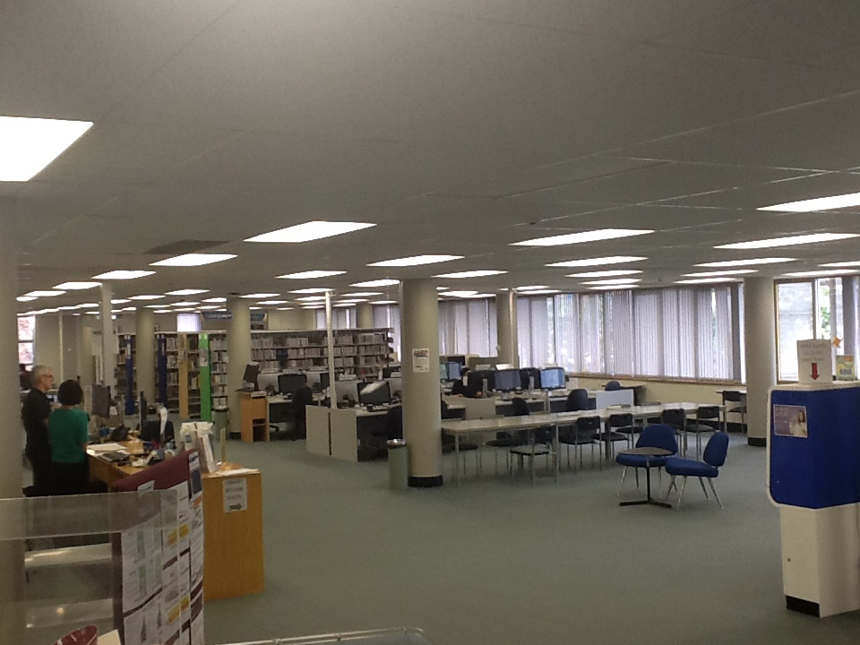 TAFE NSW Meadowbank Library | library | Level 3/Building P, See St, Meadowbank NSW 2114, Australia | 0299423720 OR +61 2 9942 3720