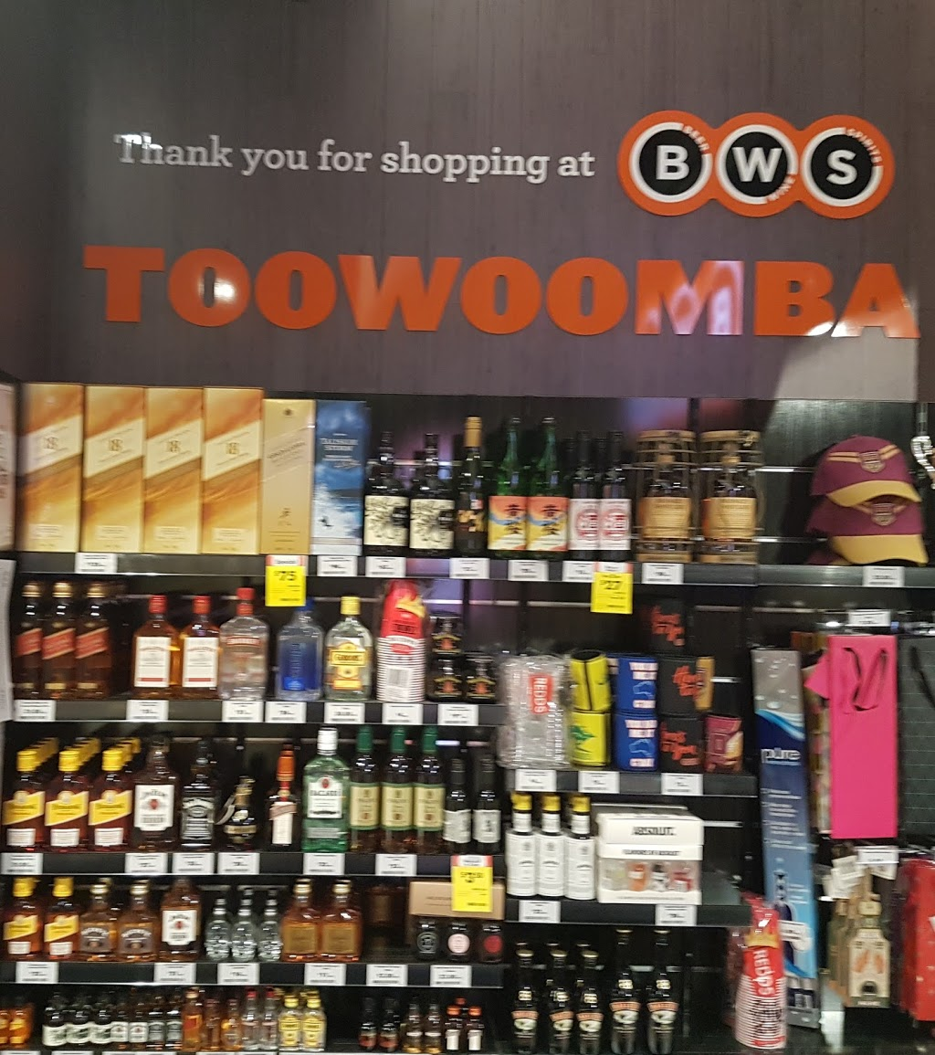 BWS Toowoomba Grand Central | store | Grand Central Shopping Centre, 222 Margaret St, Toowoomba City QLD 4350, Australia | 0746395507 OR +61 7 4639 5507
