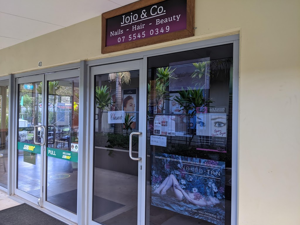 Jojo & Co.   beauty salon   17-27 Main Western Road Shop 3d, Tamborine Mountain QLD 4272, Australia   0755450349 OR +61 7 5545 0349