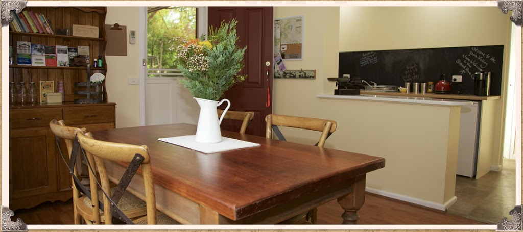 The Old School Cottages | lodging | 75 Old Baker Rd, Wandin East VIC 3139, Australia | 0407685636 OR +61 407 685 636