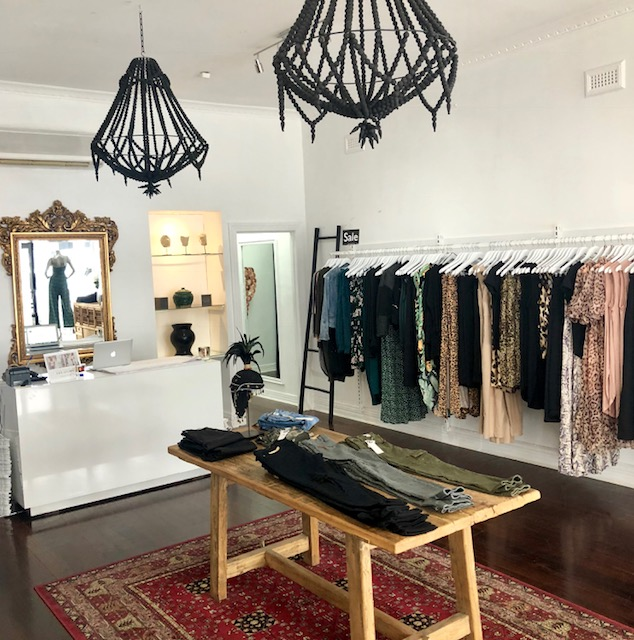 Wisteria Boutique . Essendon   clothing store   13 Leake St, Essendon VIC 3040, Australia   0429921977 OR +61 429 921 977