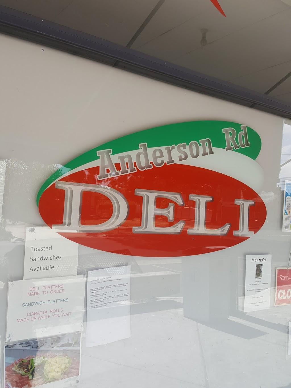 Anderson Road Deli | store | 93 Anderson Rd, Fawkner VIC 3060, Australia | 0393599022 OR +61 3 9359 9022