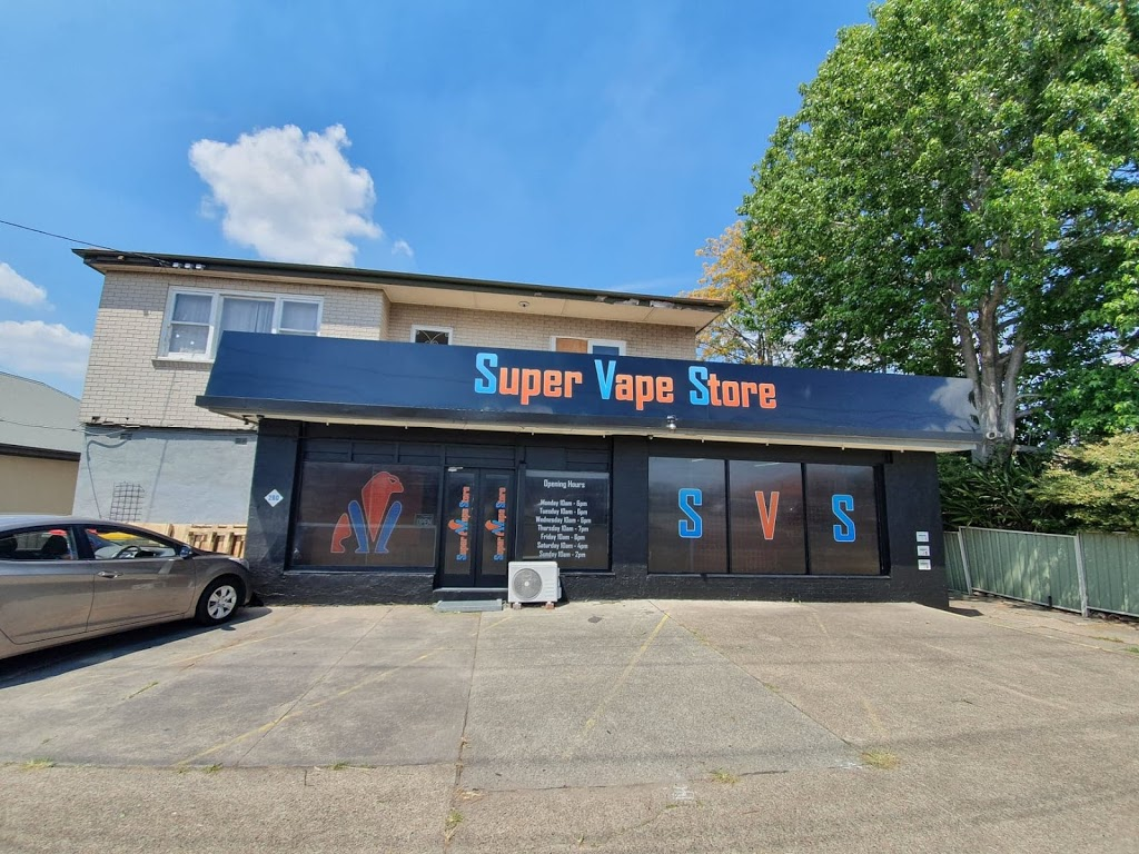 Super Vape Store - Southport - 36 Musgrave Ave, Southport