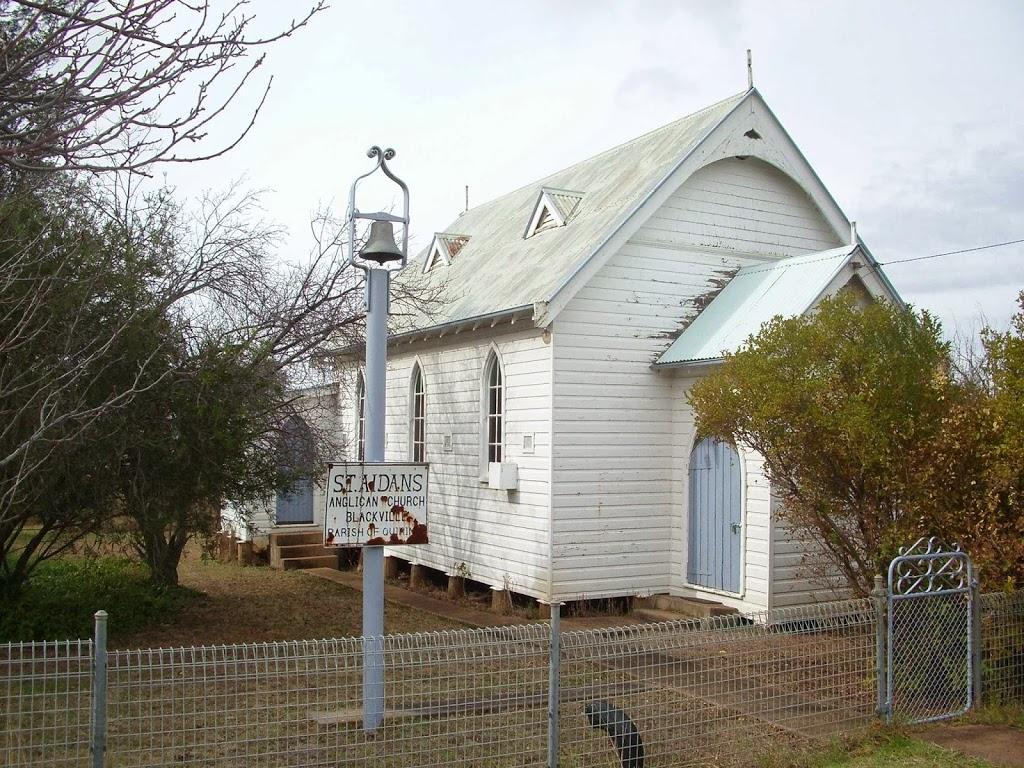 Saint Aidans Anglican Church | church | 16 Yarraman St, Blackville NSW 2343, Australia | 0267462059 OR +61 2 6746 2059