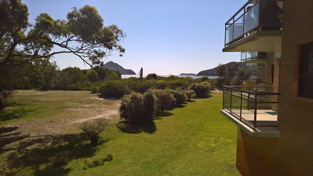 Intripid Apartments, 3 Intrepid Close, Nelson Bay   lodging   1/3 Intrepid Cl, Nelson Bay NSW 2315, Australia