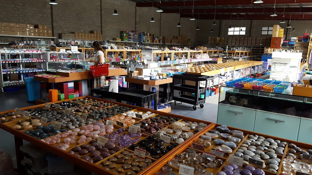 Ithaca Crystals Warehouse - Store | 27 Dividend St, Mansfield QLD