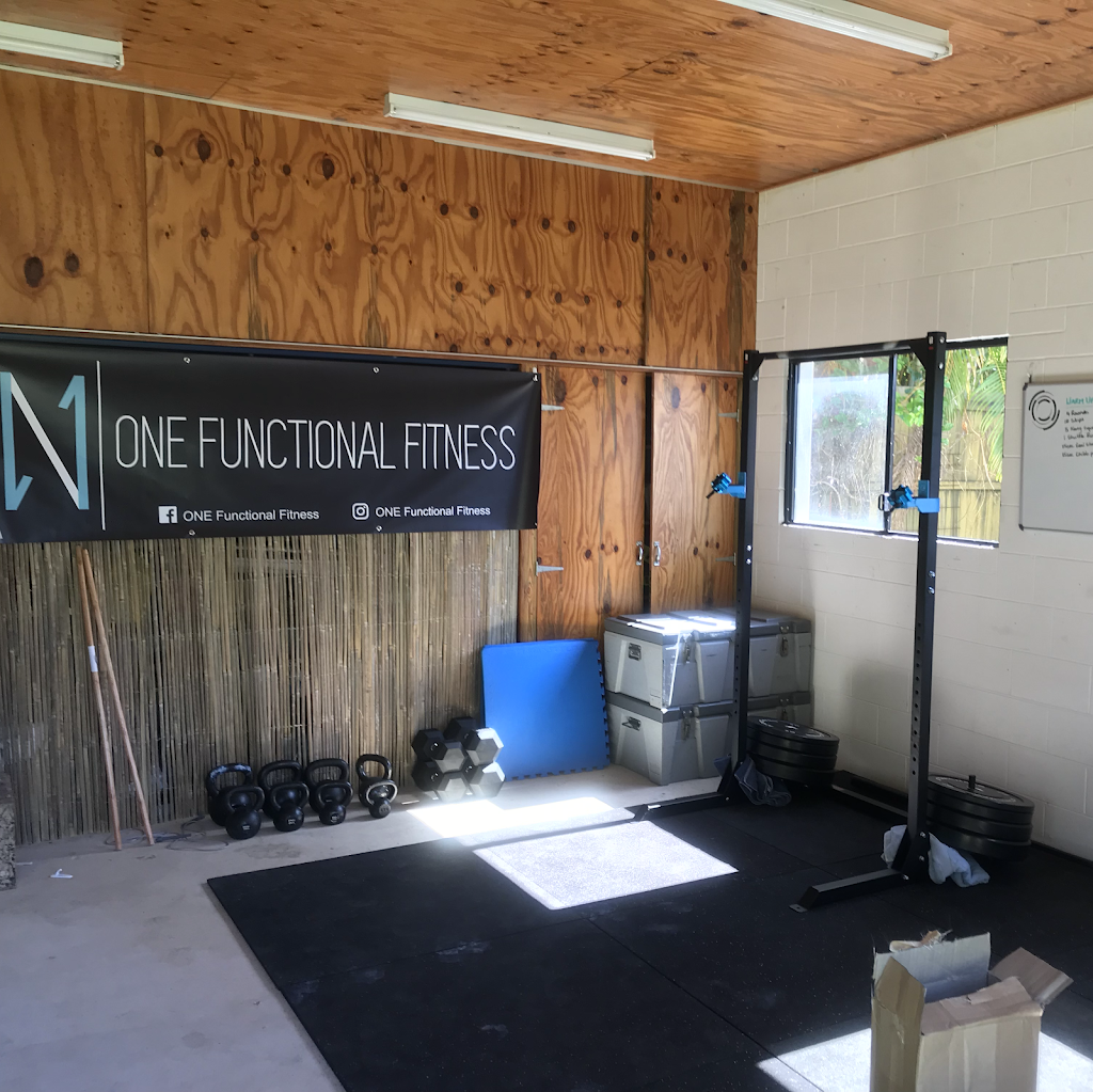 ONE Functional Fitness | gym | 44 Somerset Dr, Buderim QLD 4556, Australia | 0429666088 OR +61 429 666 088