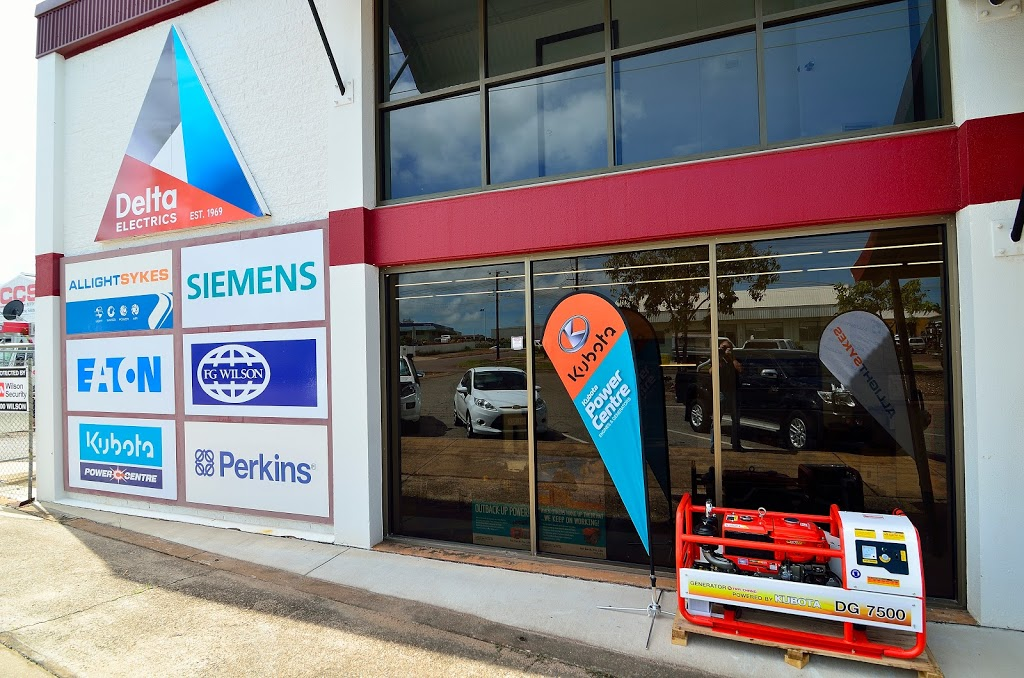 Delta Electrics   electrician   154 Coonawarra Rd, Winnellie NT 0820, Australia   0889844033 OR +61 8 8984 4033