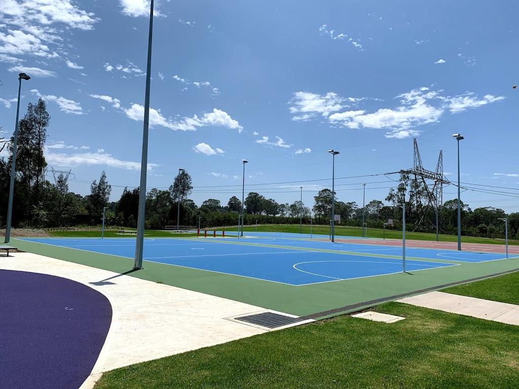 Cunningham Park | park | Gregory Hills NSW 2557, Australia