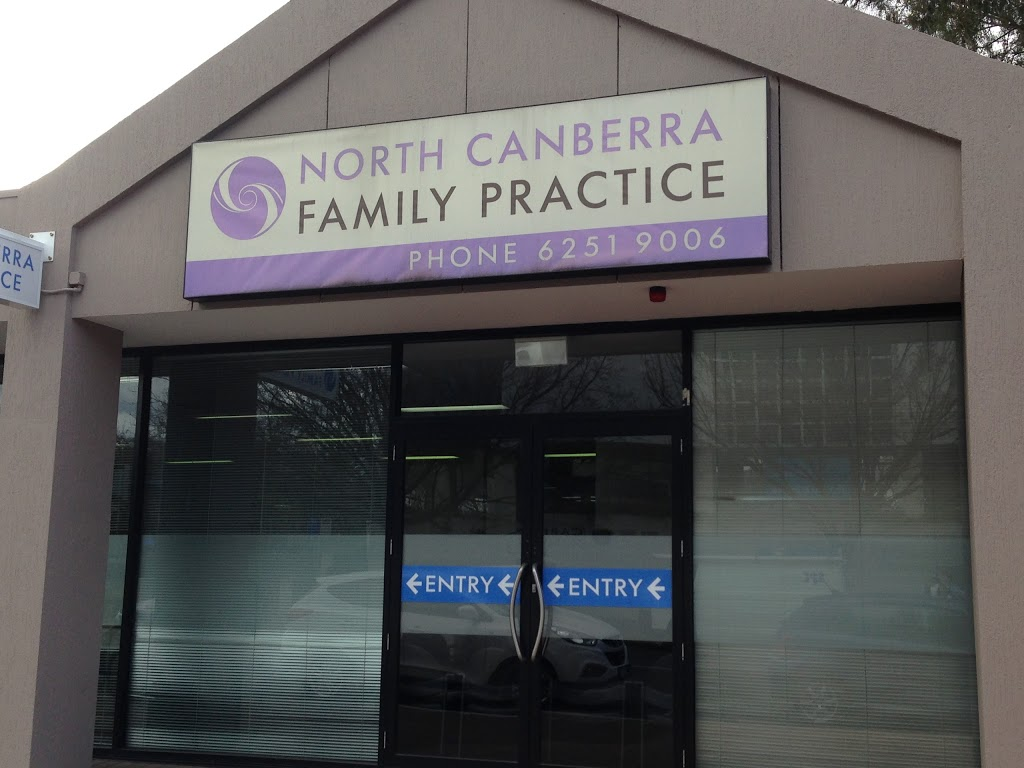 North Canberra Family Practice | hospital | 5B Chandler St, Belconnen ACT 2617, Australia | 0261295100 OR +61 2 6129 5100