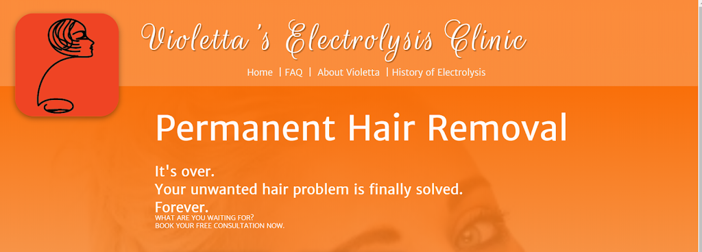 Violettas Electrolysis Clinic | hair care | 15 Alexander Dr, Mount Lawley WA 6050, Australia | 0412382757 OR +61 412 382 757