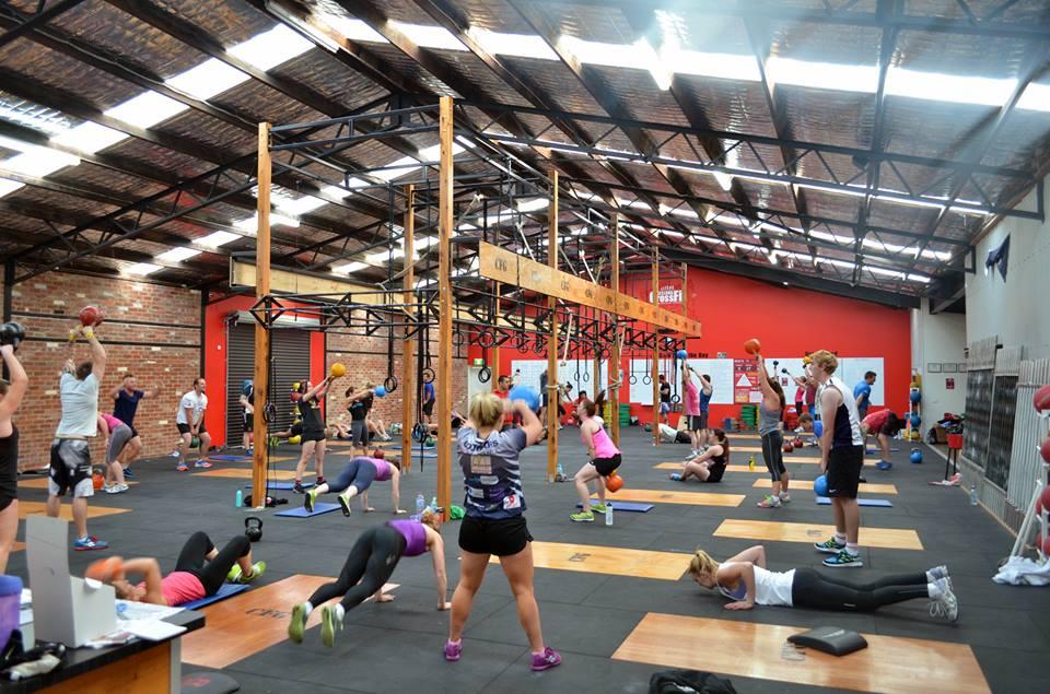 CrossFit Geelong: Geelongs original CrossFit gym | health | 4 Lambert Ave, Newtown VIC 3220, Australia | 0352225525 OR +61 3 5222 5525
