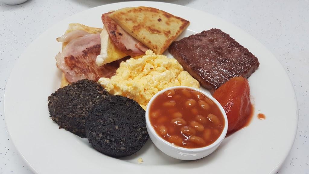 The British Brekkie Co. | cafe | 7 Halliburton Ave, Warnbro WA 6169, Australia