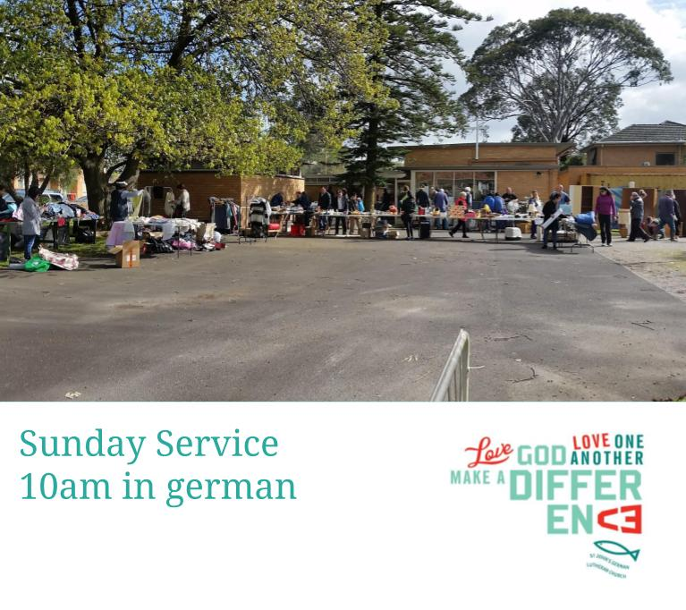 St Johns German Lutheran Parish | church | 3 Albert Ave, Springvale VIC 3171, Australia | 0395466005 OR +61 3 9546 6005