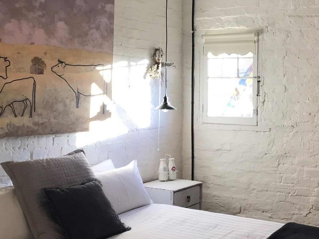 The Dairy   lodging   94a Hargraves St, Castlemaine VIC 3450, Australia   0427721196 OR +61 427 721 196