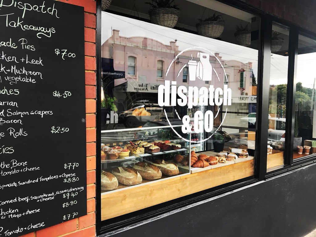 Dispatch Hobart | cafe | 176 New Town Rd, New Town TAS 7008, Australia | 0362008411 OR +61 3 6200 8411