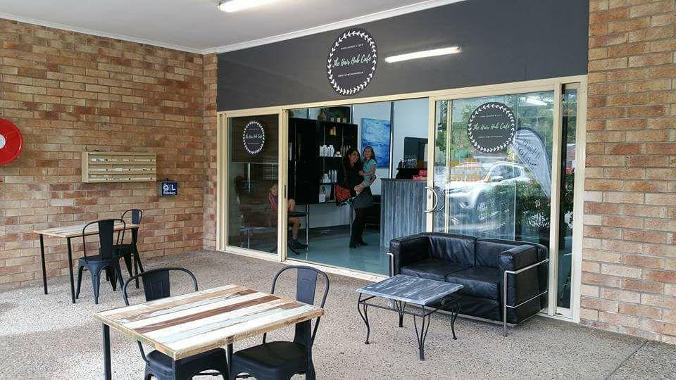 The Hair Hub Cafe | hair care | Lakeshore Shopping Centre, 4 Lakeshore Ave, North Buderim QLD 4556, Australia | 0754769122 OR +61 7 5476 9122
