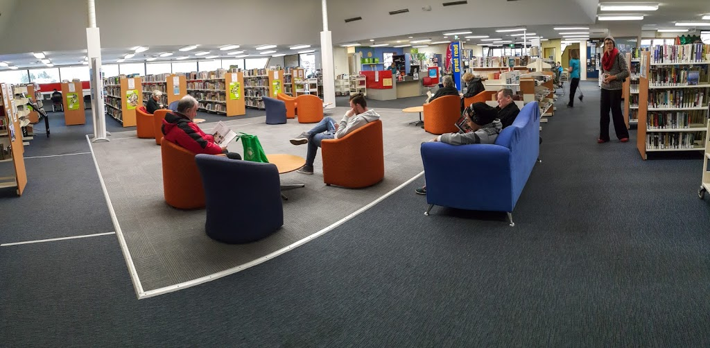 Libraries ACT | library | Antill St, Dickson ACT 2602, Australia | 0262059000 OR +61 2 6205 9000
